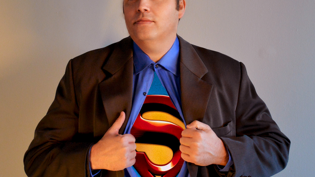 #FLASHBACK FRIDAY: From Real Estate Agent to Super Hero!