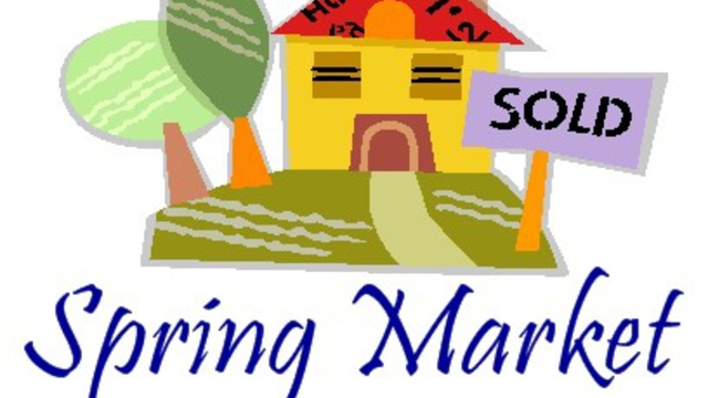 Spring Real Estate Market..In January?