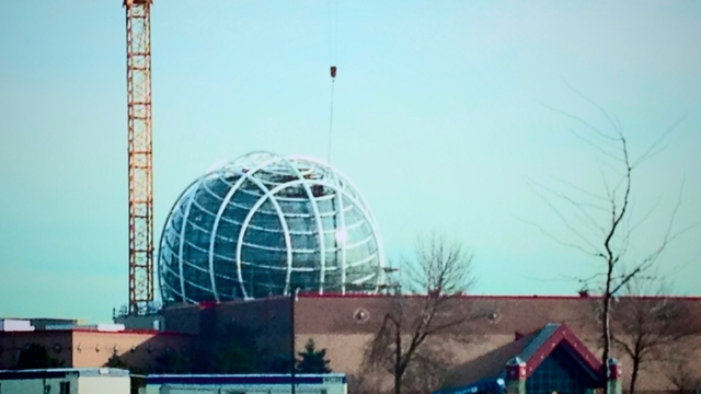 The New Erin Mills Town Centre