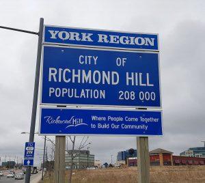 real estate Richmond hill